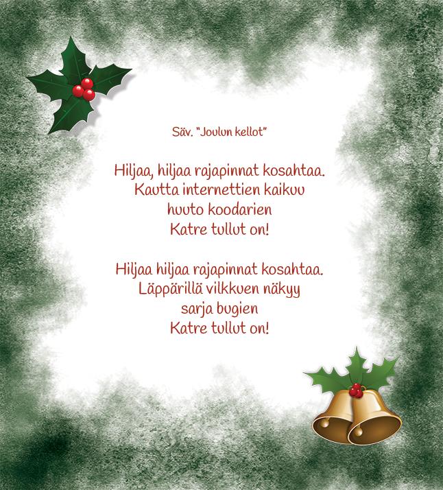 Joulukalenteri9
